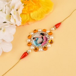 Glorious Personalised Rakhi