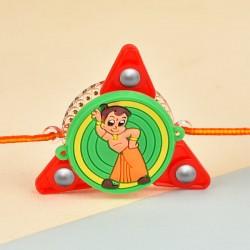 Chhota Bheem Fidget Spinner Rakhi