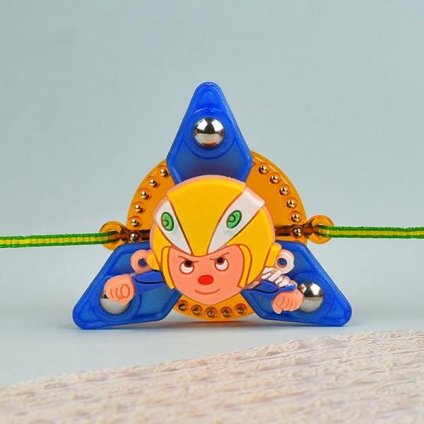 Vir The Robot Boy Fidget Spinner Rakhi