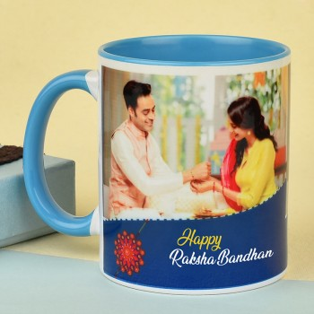 Personalised Mug for Rakhi
