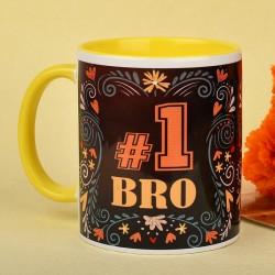 Number 1 Bro Mug