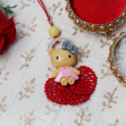 Hello Kitty Lumba Rakhi