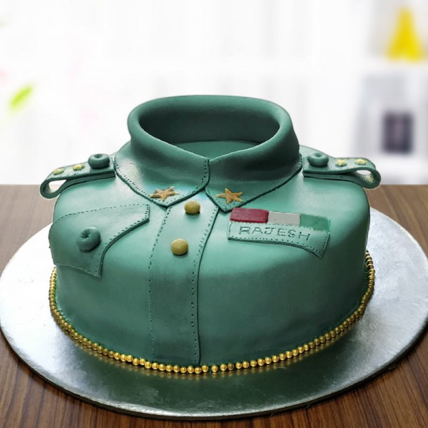 Fondant Chocolate Designer Cake