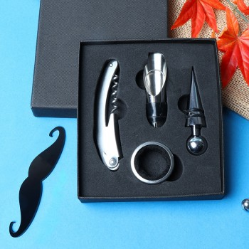 Stylish Set of Bottle Openers