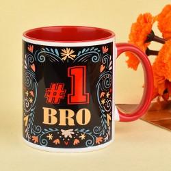 No 1 Bro Mug