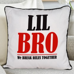 Cushion for Little Brother