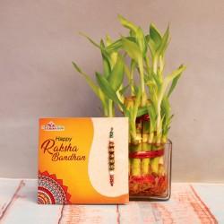 Lucky Rakhi Gift