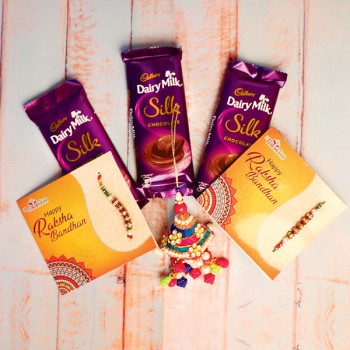 Superb Rakhi Hamper
