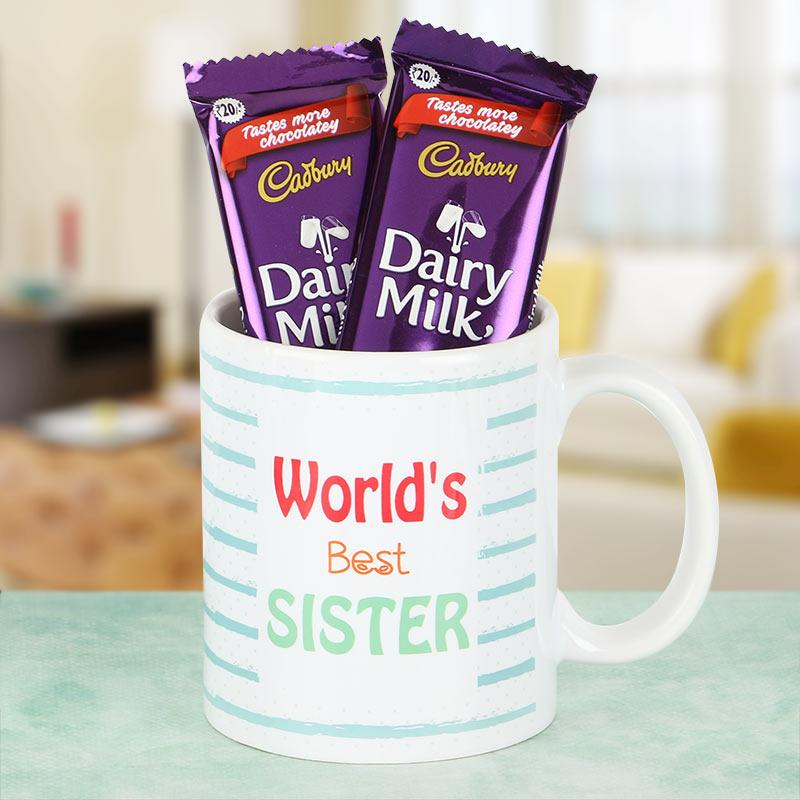 Best Sister Cadbury Combo