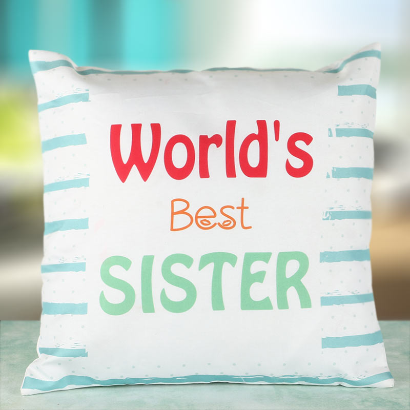 Best Sister Cushion