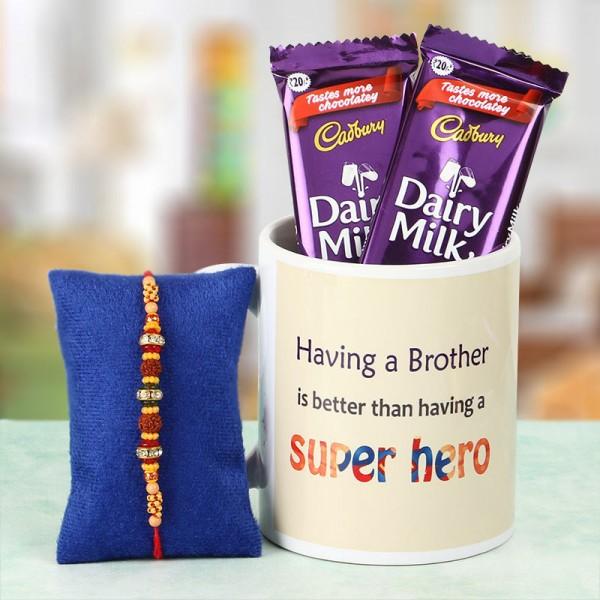 Chocolates and Raksha Bandhan