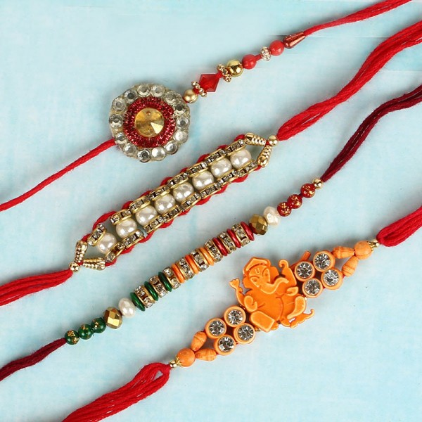 Bunch Of Rakhis