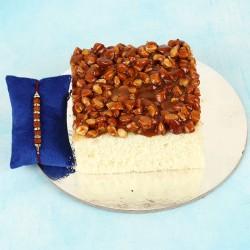Rakhi and Cake Gift