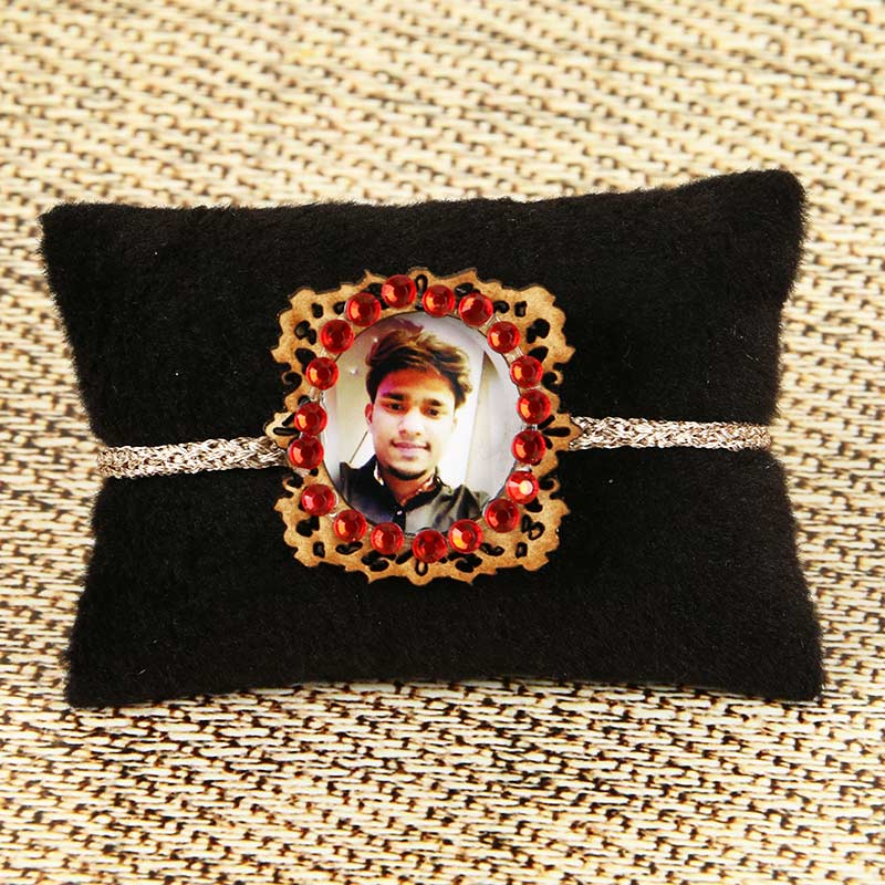 Personalised Photo Rakhi