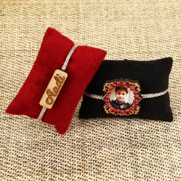 Personal Rakhis for Bro