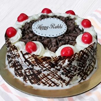 rakhi special cakes for sister