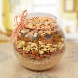 Pamper With Dry Fruits