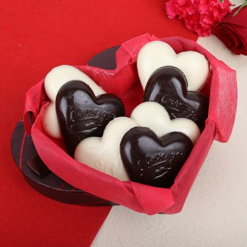 7 Heart-shaped Chocolates