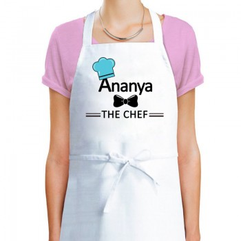 Personalised Apron for Sister
