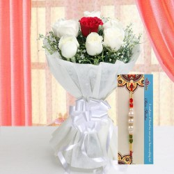 Peaceful Rakhi Hamper