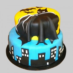 Batman Cake For Kids