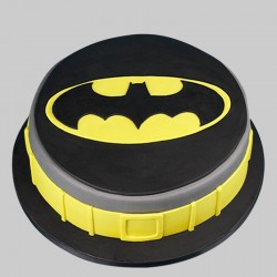 Enigmatic Batman Cake