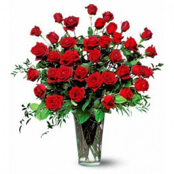 30 Red Roses