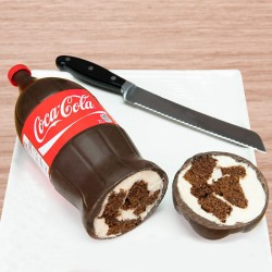 Coke as a Cake