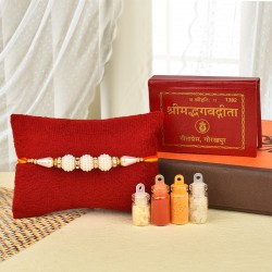 Divine Rakhi Celebration Hamper