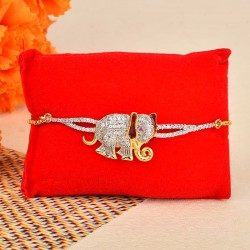 Stylish Elephant Bracelet for Her