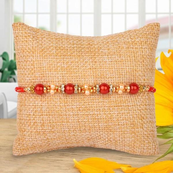 Beads N Pearls Rakhi