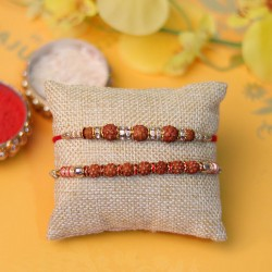 Set of Two Spiritual Rakhi