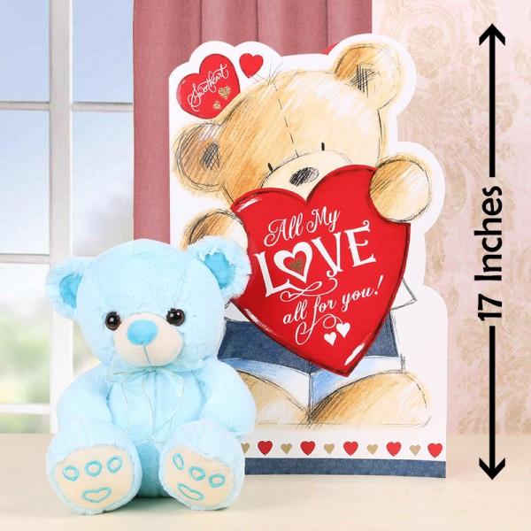 Love for Teddy Bears