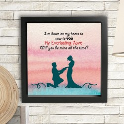 The Proposal Frame