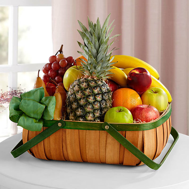 Refreshing Fruit Basket