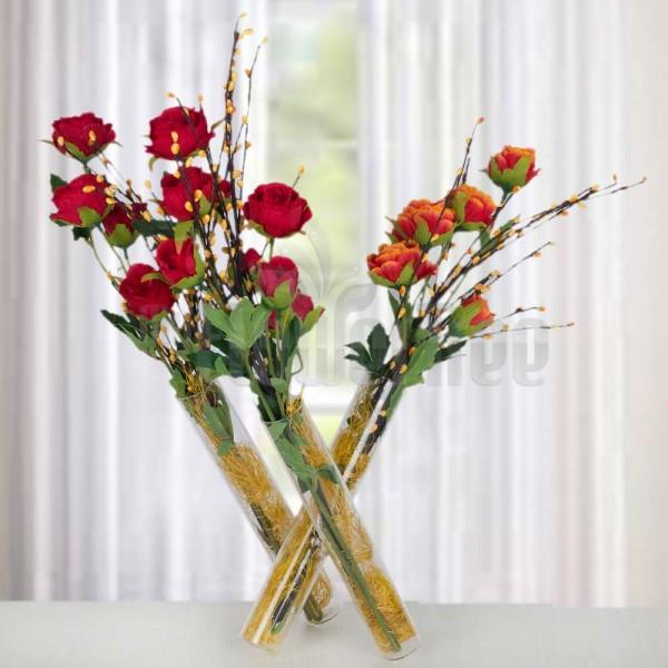 an Artificial Floral Arrangement