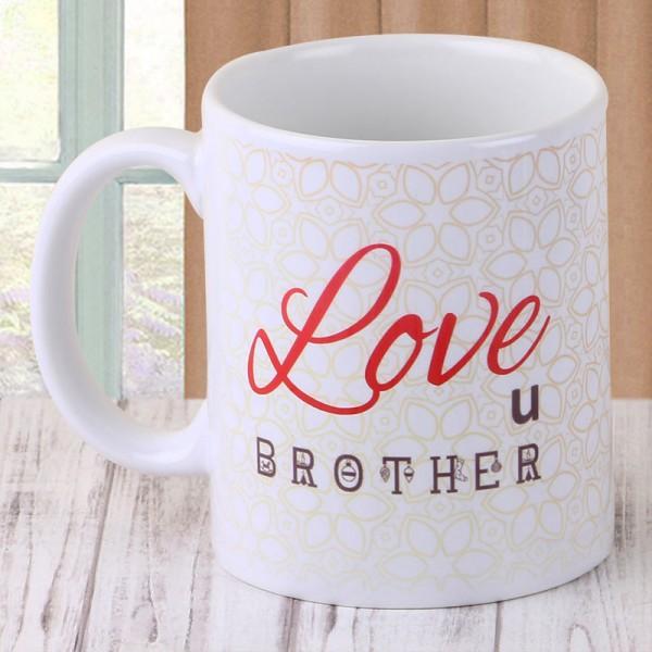 Love for Brother Mug