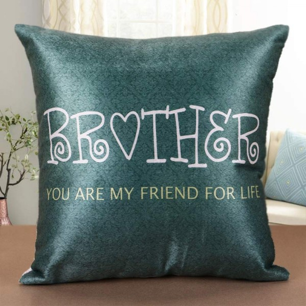 Best Buddy Brother Cushion