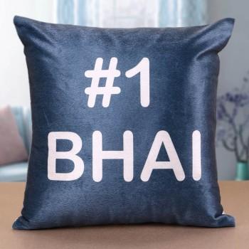 Printed Cushion for Bhai