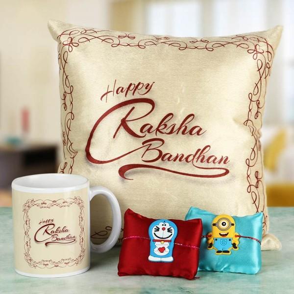 Raksha Bandhan for Brothers