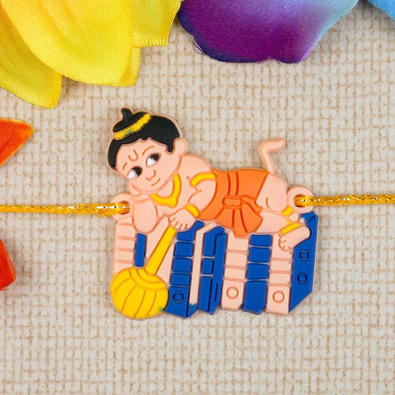 Little Hanuman Rakhi