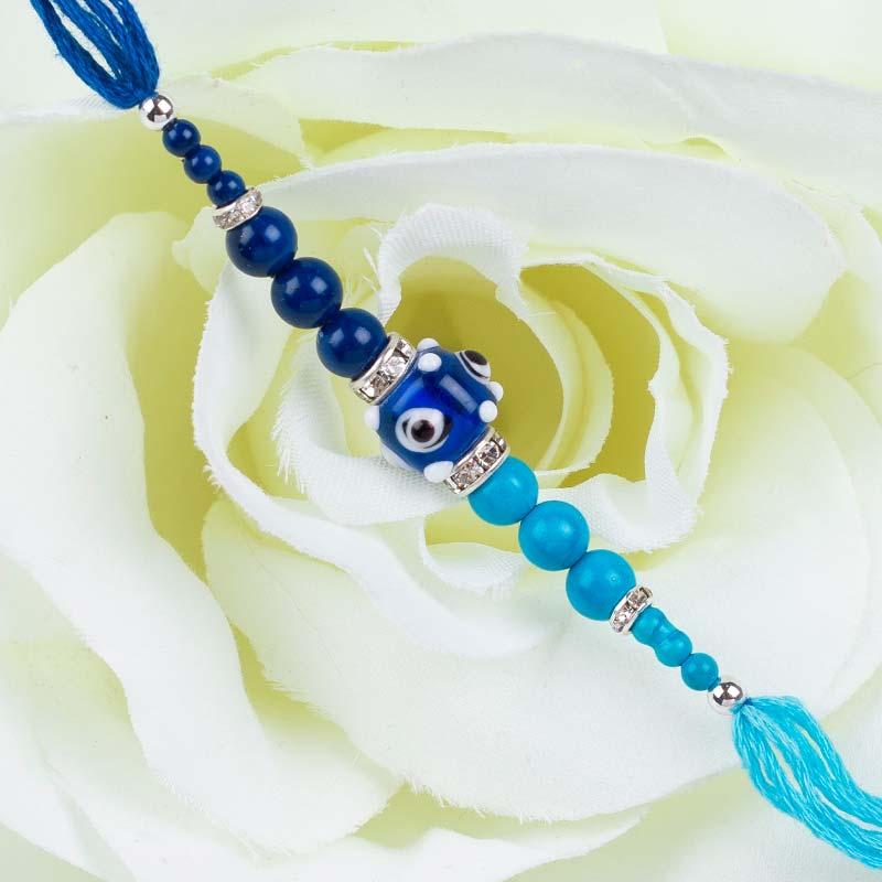 Blue Rakhi