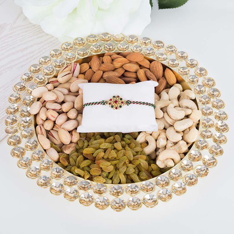 Rakhi with Nuts