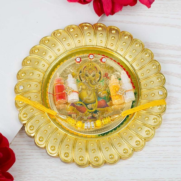 Golden Thali