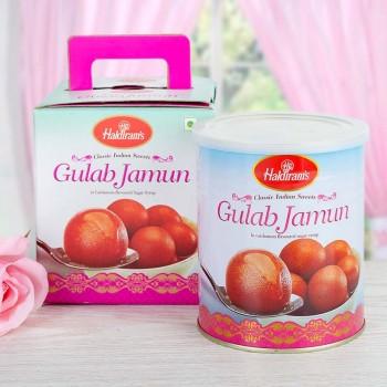 Haldiram Gulab Jamun Tin Pack