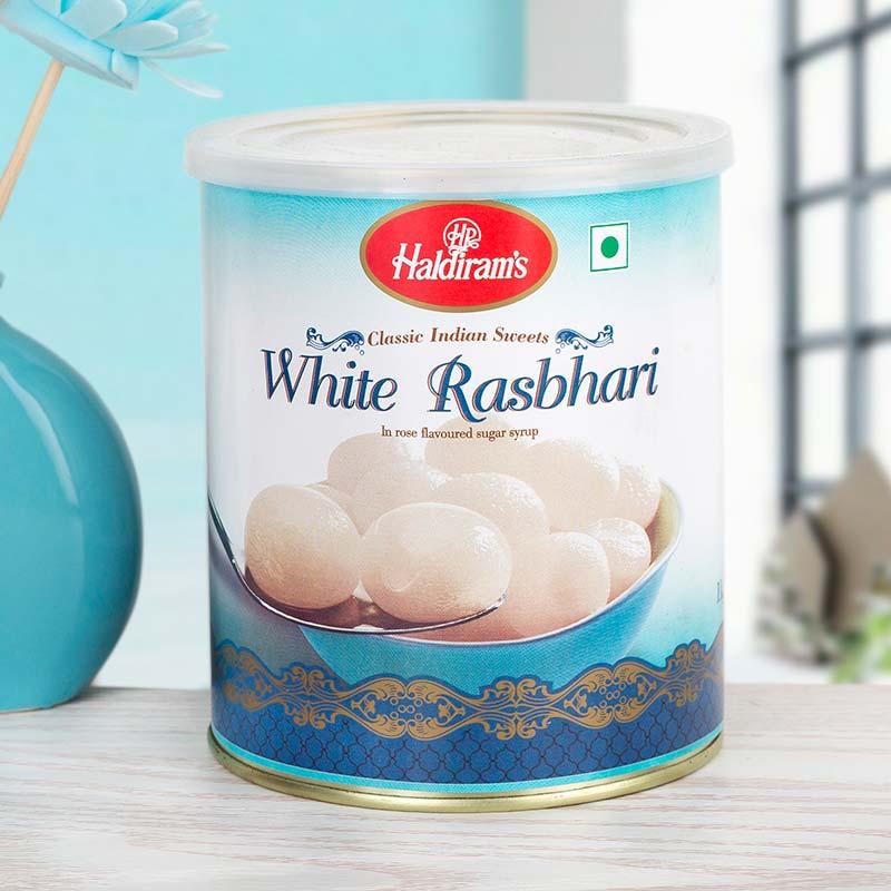 Haldirams White Rasbari