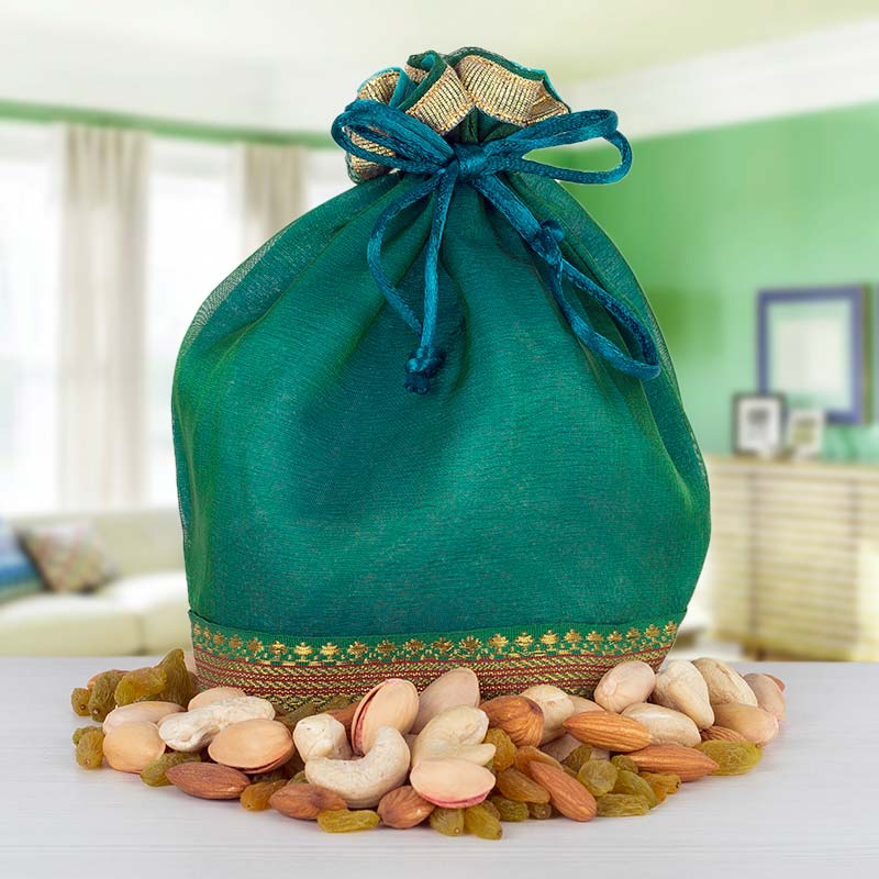 Nuts in Potli