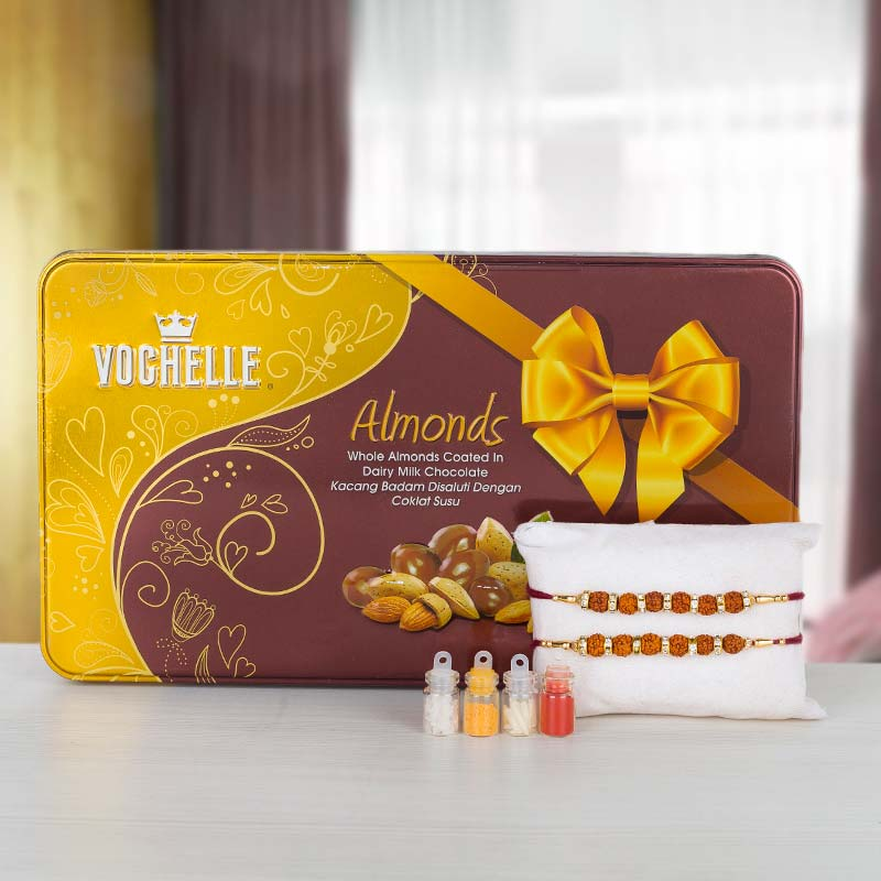 Vochelle Almonds Gift Hamper