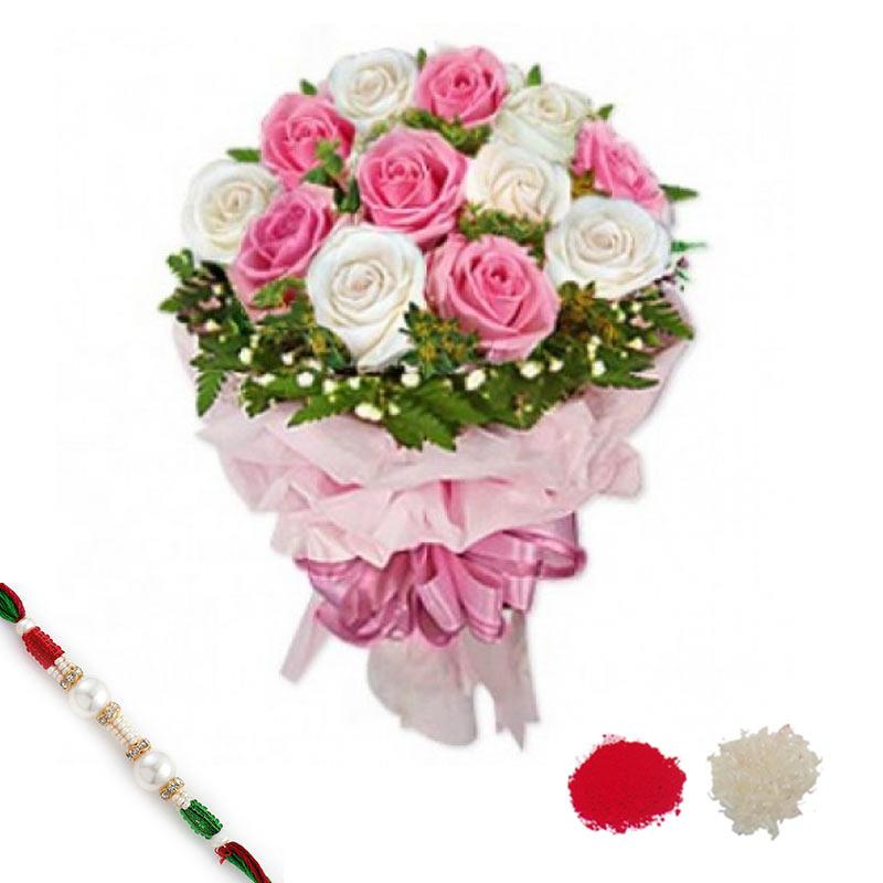 Simply Pink with Rakhi