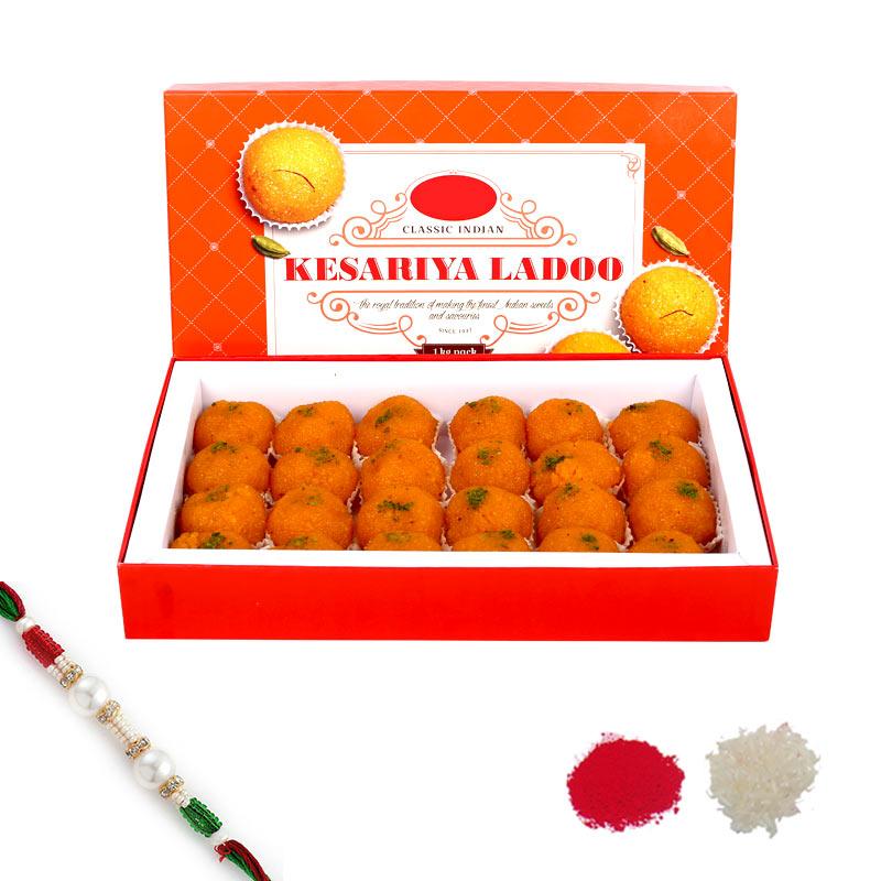 Ladoo Rakhi Delight